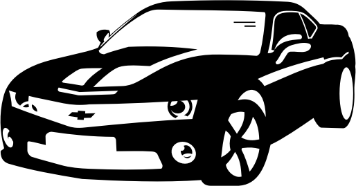 Car Vector Png Сhevrolet camaro vector