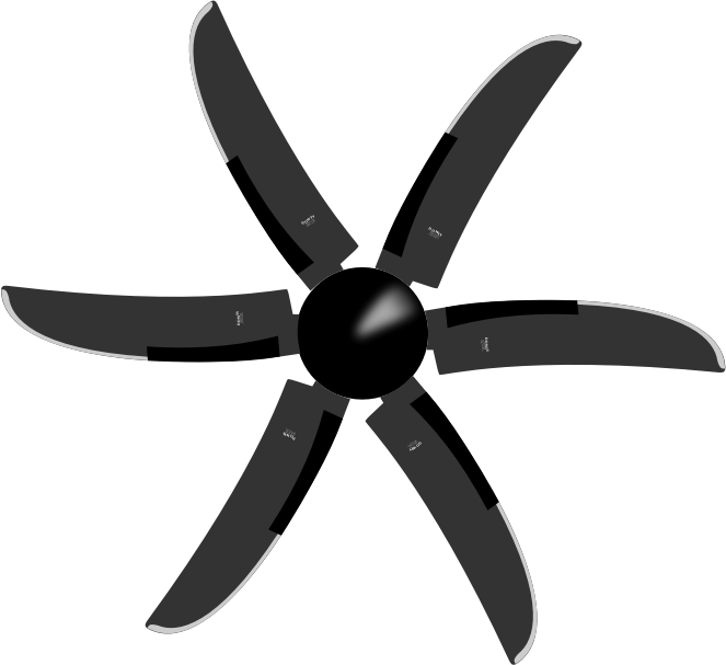 Dowty 6 Blade Propeller By Aerogeek The 6 Bladed