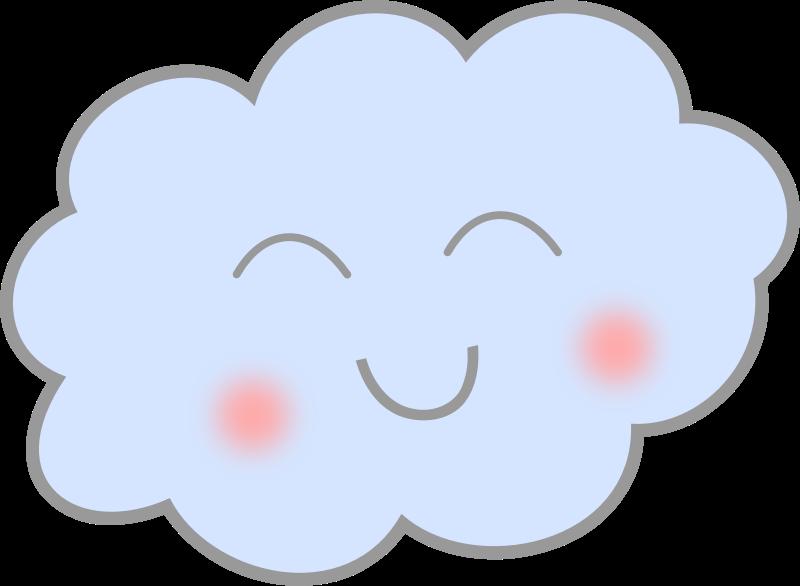 Happy Cloud by uroesch...