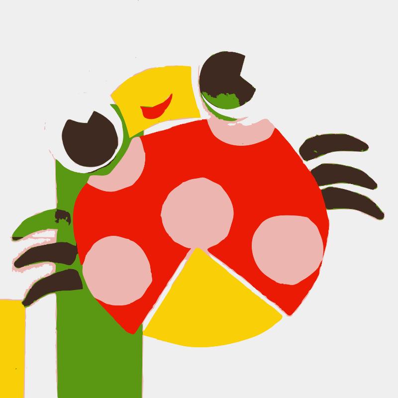 Clipart - Little Bug 2