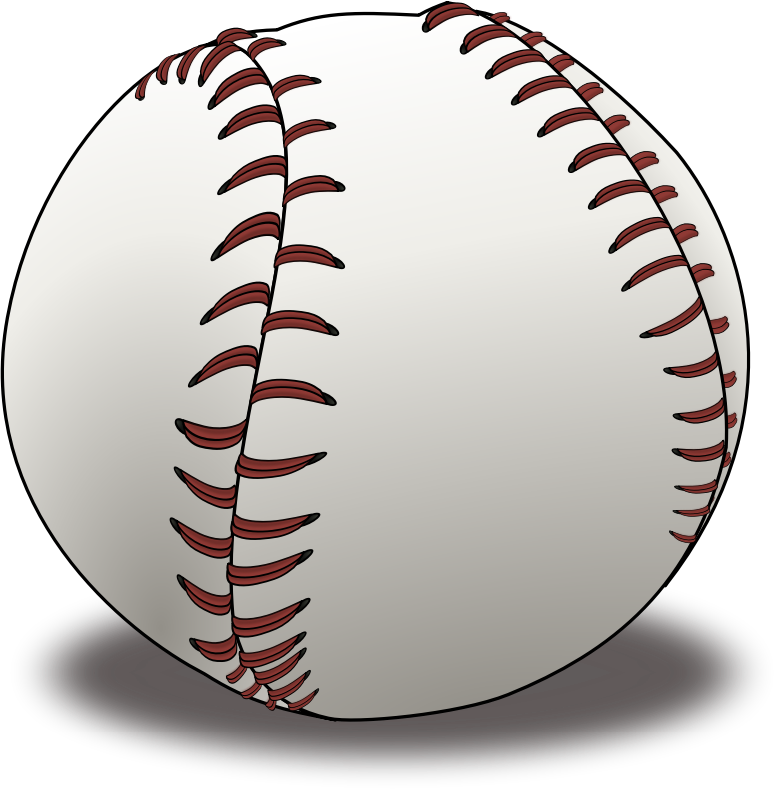 Baseball by PolyLingua - guseinstein did all the hard work.  I just made it rounder.