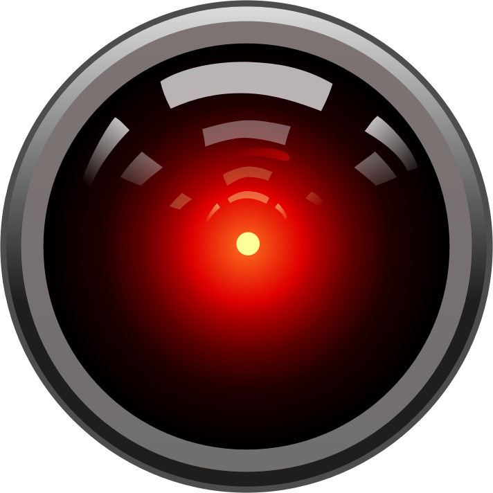 HAL9000 by crisg