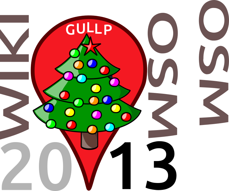 contest xmas tree 2013 by pjhooker - Logo per il contest