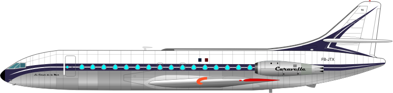 CARAVELLE by charner1963 - MADE WITH INKSCAPE