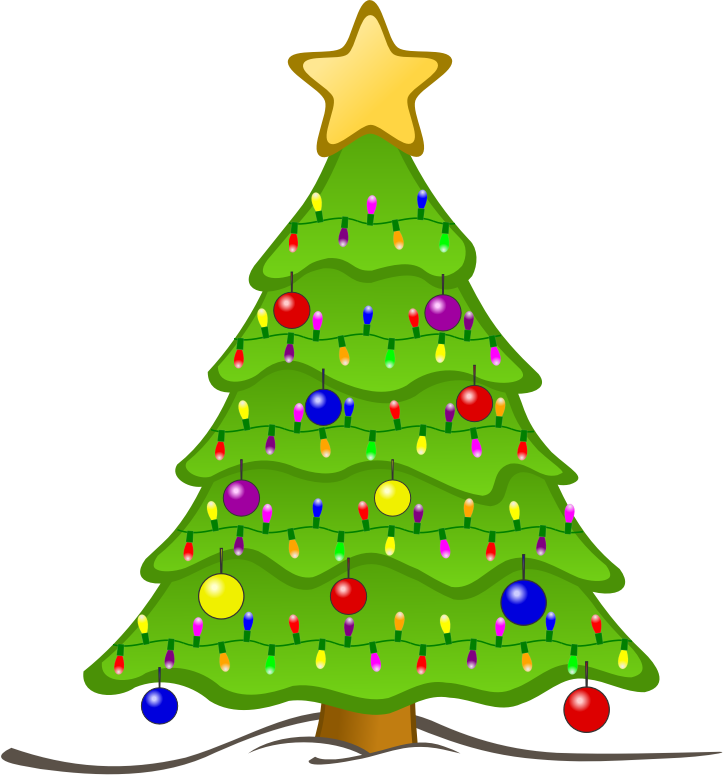 Animated Christmas Tree by JayNick
