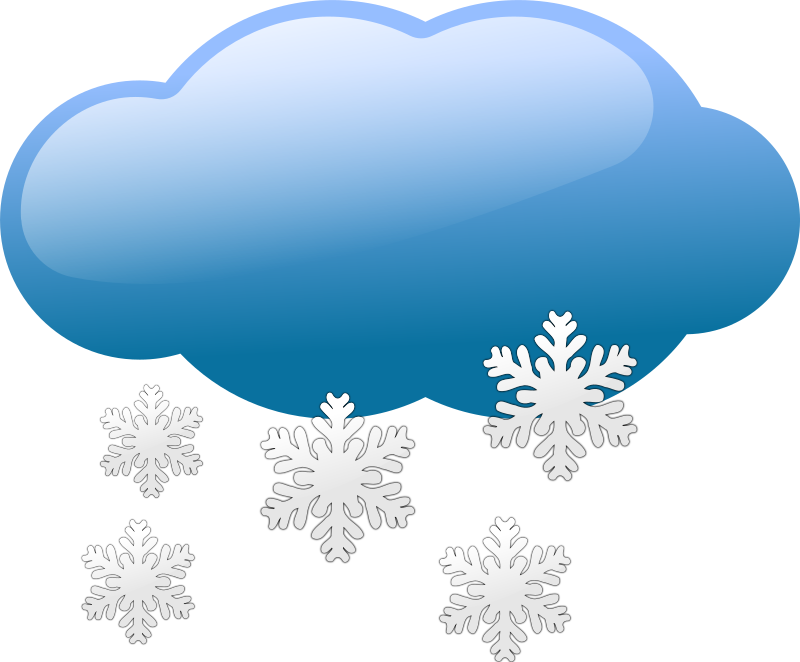 Clipart - weather symbols 5