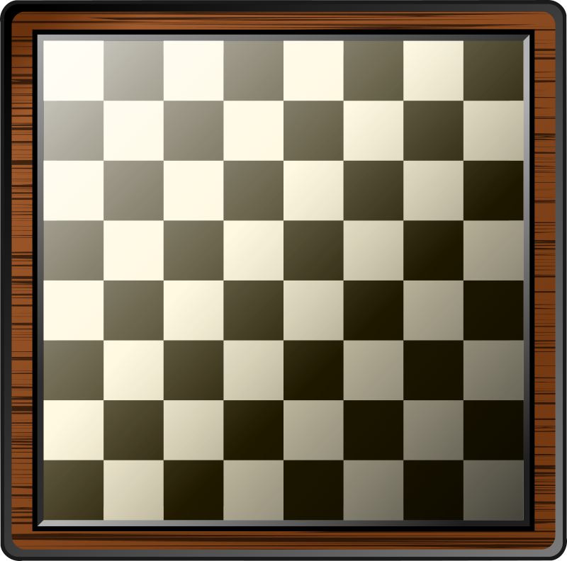 chessboard by ohbjoern - chessboard with gradient