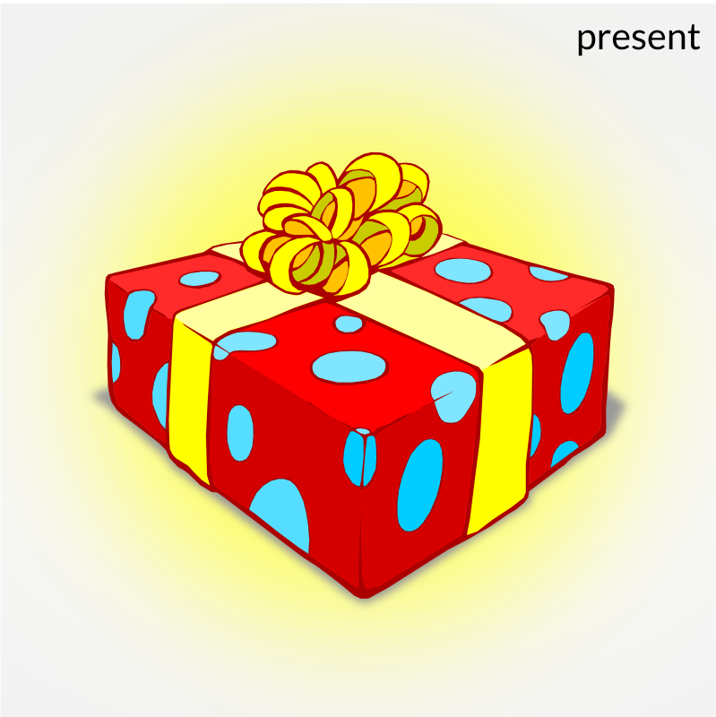 Christmas present recolored by Arya wigunavadhana - glad to get out of the present and your near relative. such as that