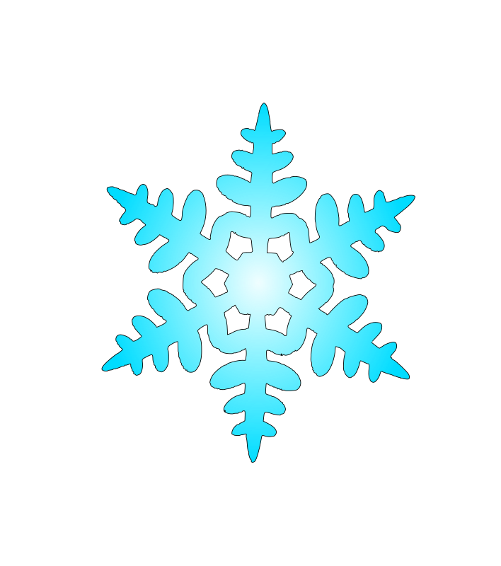 snow flake 3 by zecas -  Snow Flake