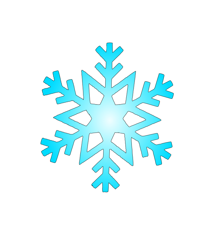 snow flake 5 by zecas -  Snow Flake