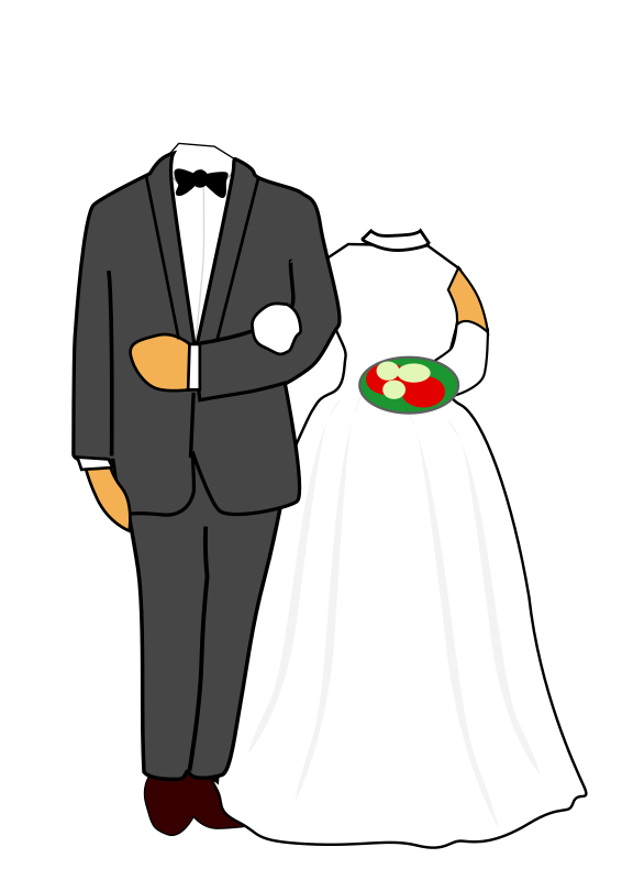 clipart 3c  wedding bride groom clipart free bride groom clipart free