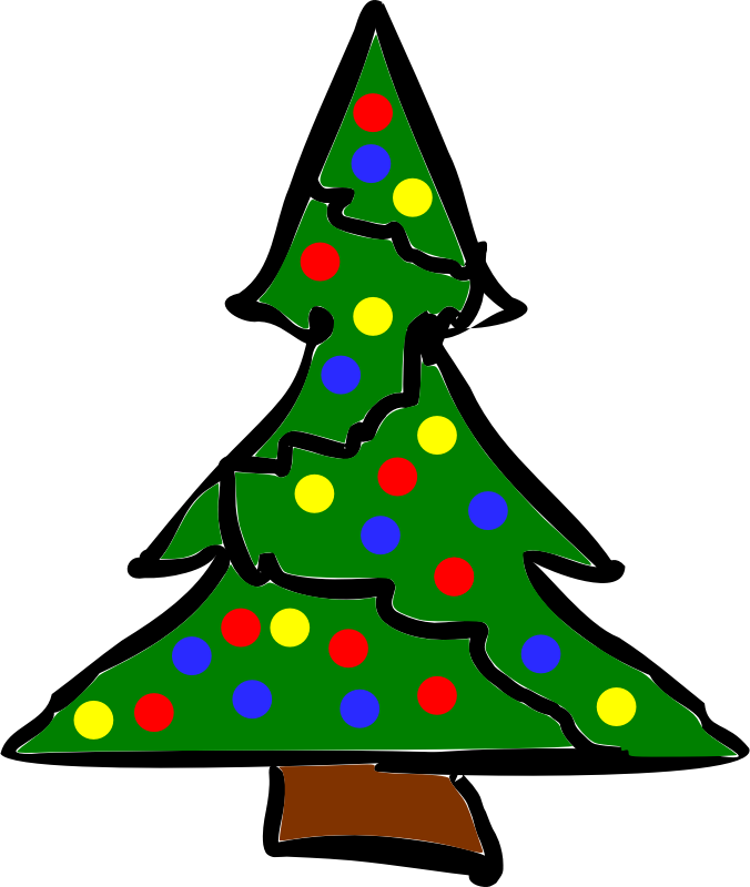 tree for lady by cynbliss - A Christmas Tree