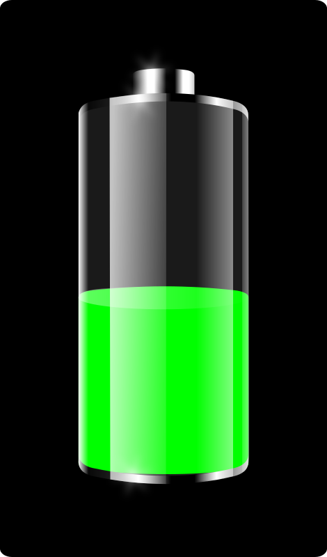 batteries icons - photo #22
