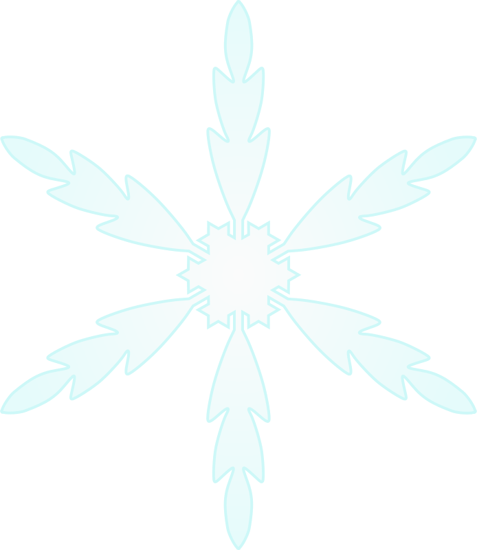 Snowflake 1 by Arvin61r58