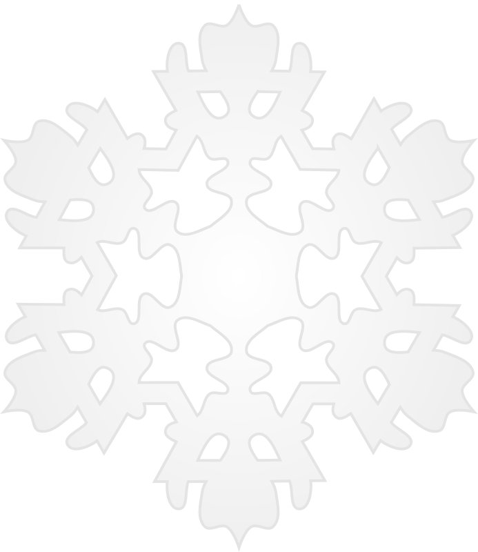 Snowflake 5 by Arvin61r58
