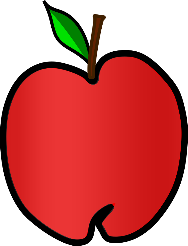 Apple by Arvin61r58 - Icon style apple