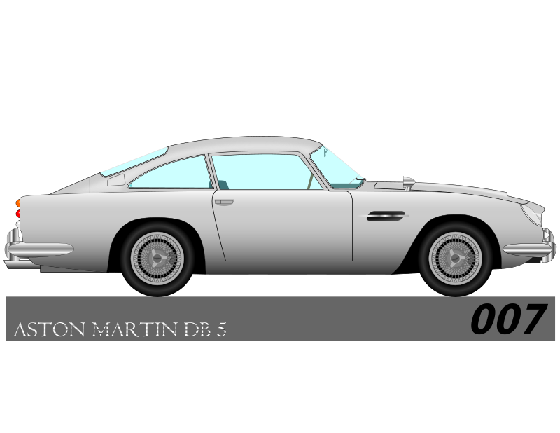 DB5 by charner1963 - MADE WITH INKSCAPE