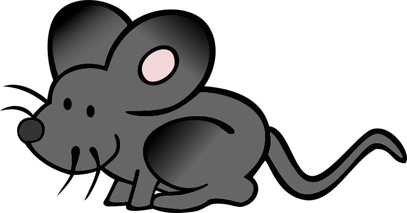 Cartoon mouse by gmad