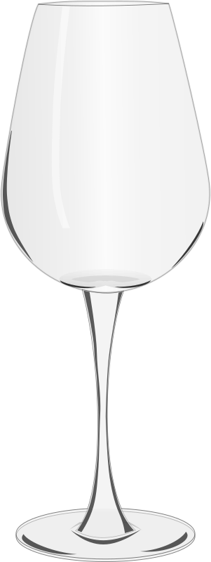 White wine glass by anonim76 - White wine glass