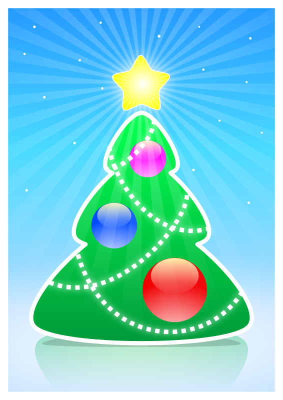 Christmas Tree 2014 by user9 - Fun stylized Christmas tree. May be ...