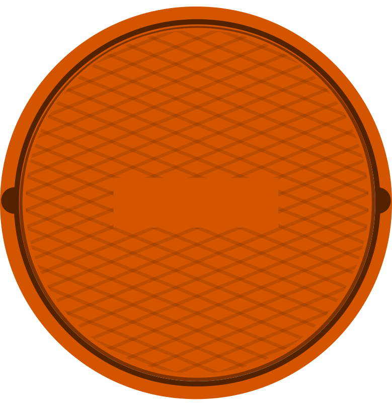 Manhole Cover by algotruneman