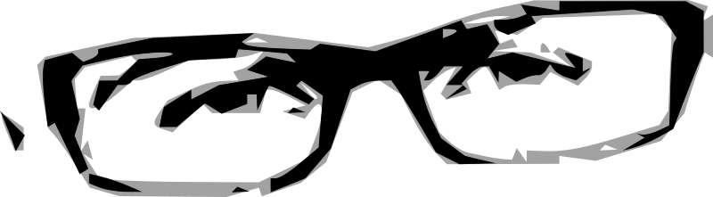 Glasses with eyes by svk-ab - Some glasses with eyes behind them.
