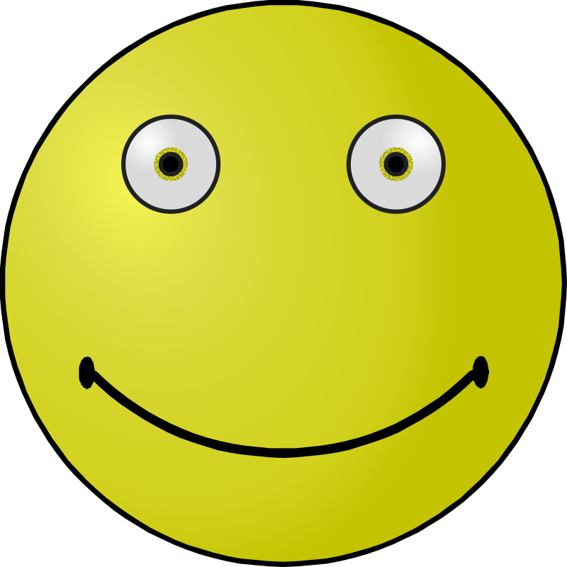 "Smiley by Arvin61r58 - adaption/remix of the ""Have a Happy Day"" face"