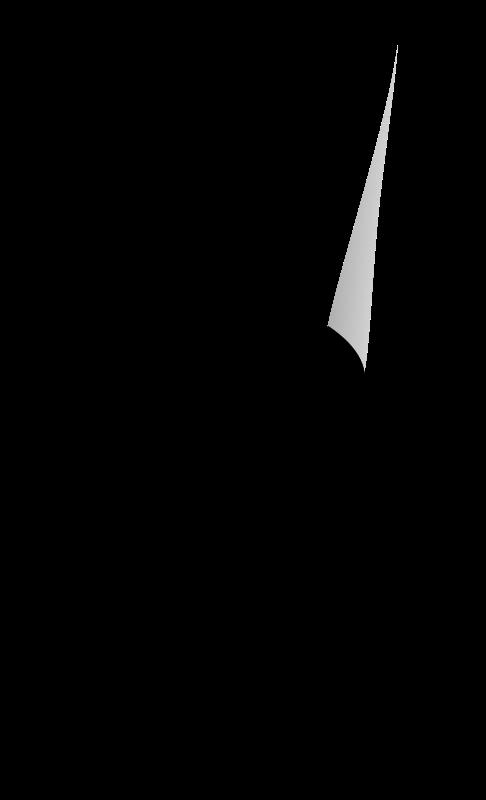 letra N de Nariz para colorear