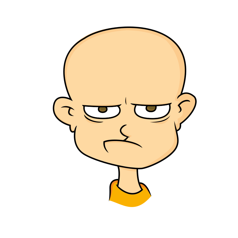 angry person cartoon - photo #18