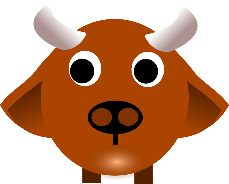 Chinese zodiac ox by dimalique