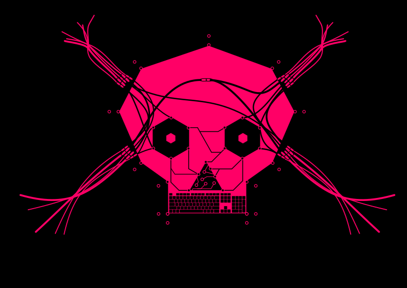 Digitalskull by sonoftroll - no description