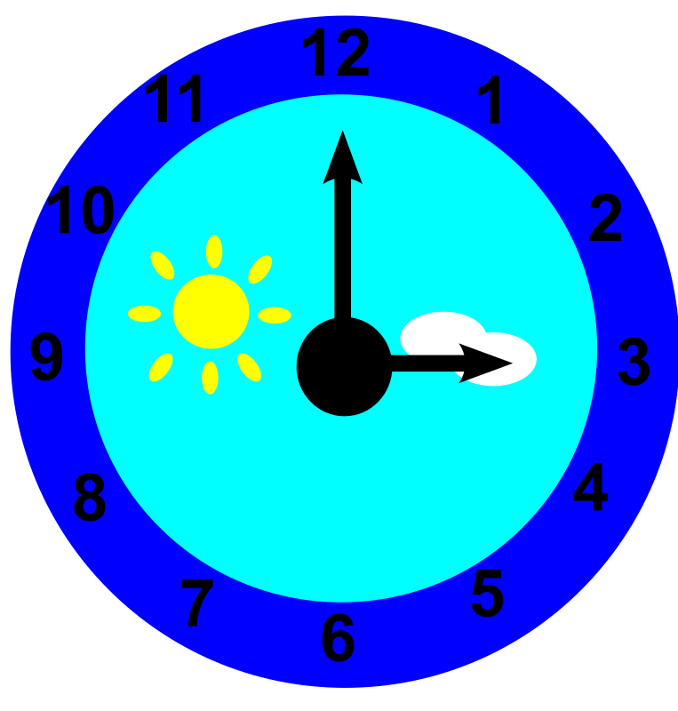 Office Clipart Clock