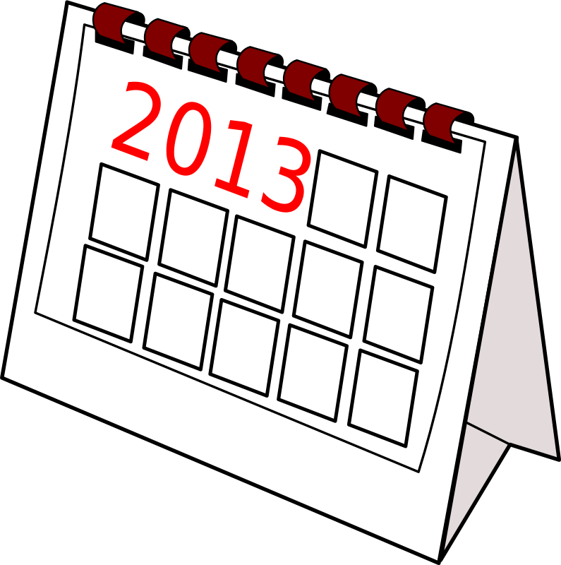 Calendar past year by colinda - A calendar of past year