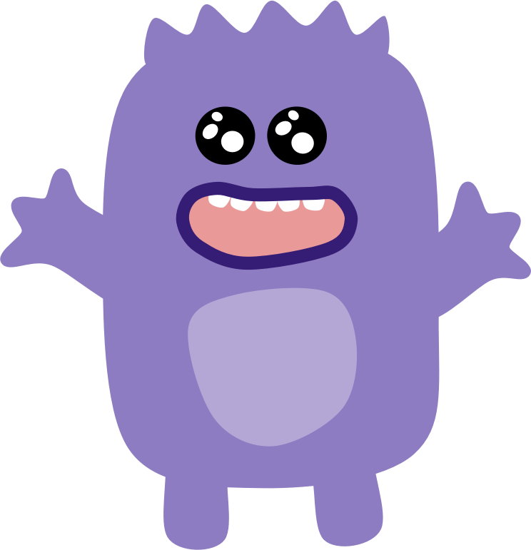 Purple Monster by Scout