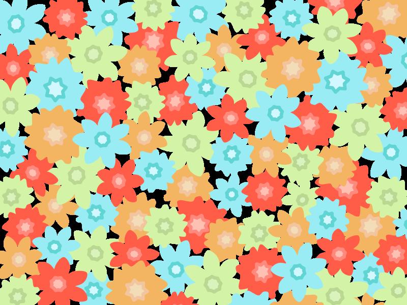 Flower Pattern Png Flowers Pattern