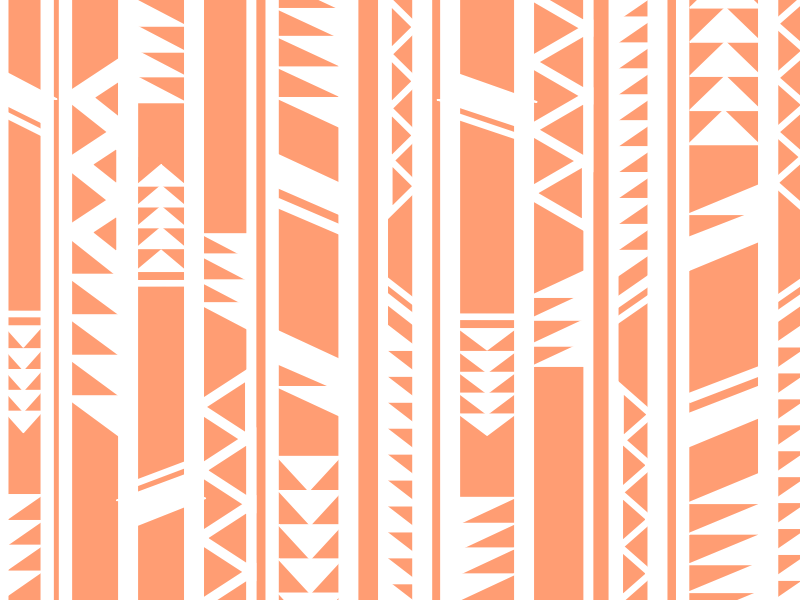 Tribal Pattern by Scout - A Tribal Pattern