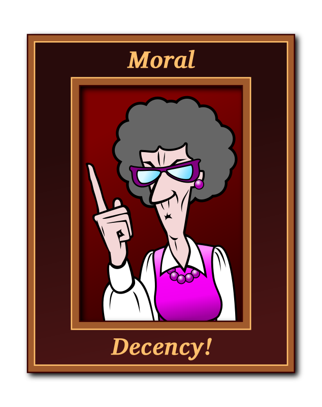 Moral Decency by Onsemeliot