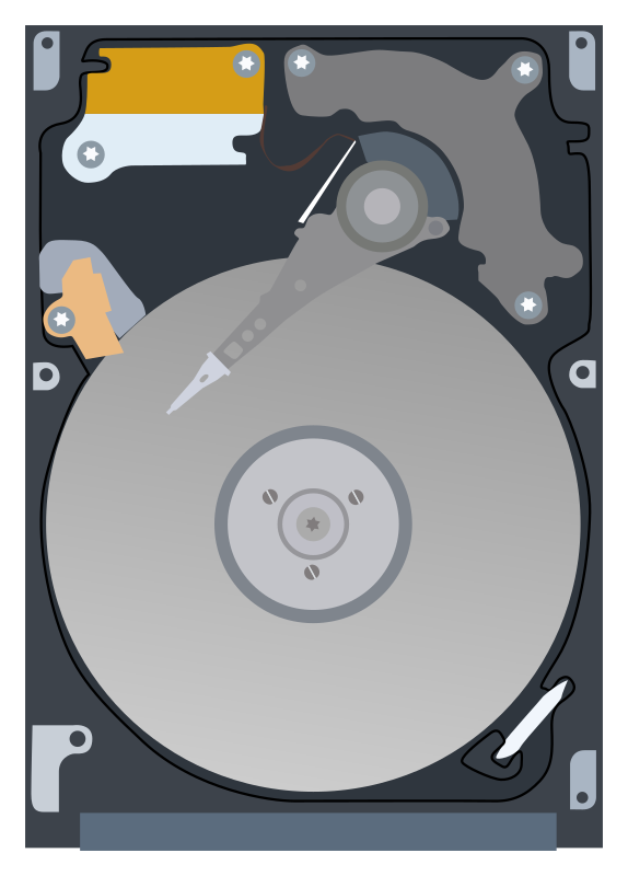 magnetic hard disk pdf