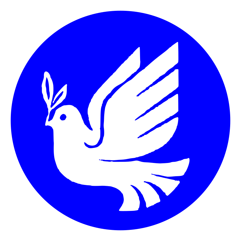 fight for peace by worker - A fight-for-peace icon