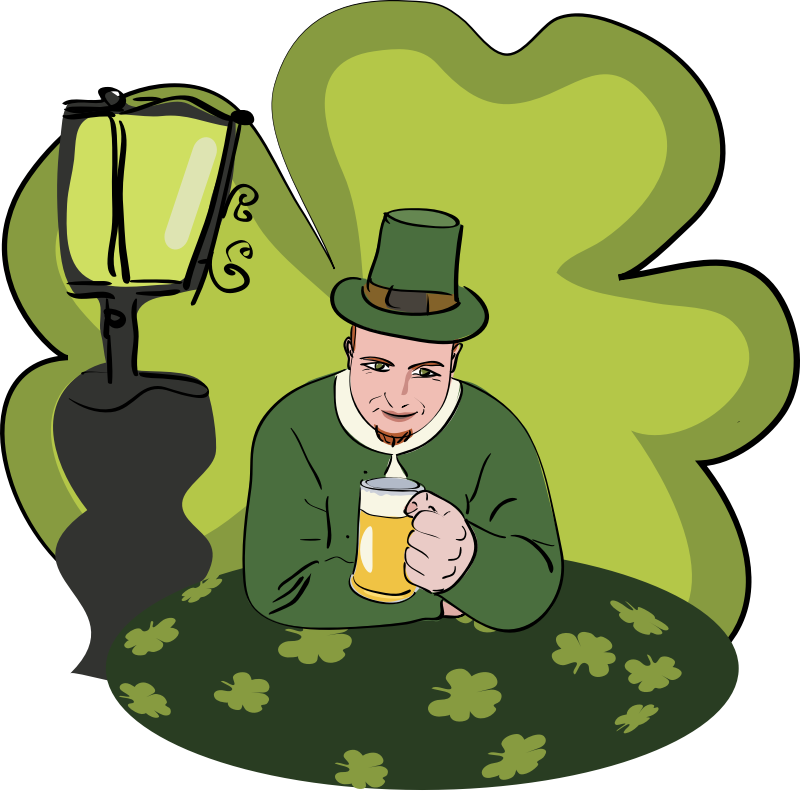 Happy St. Patrick Day by OlKu
