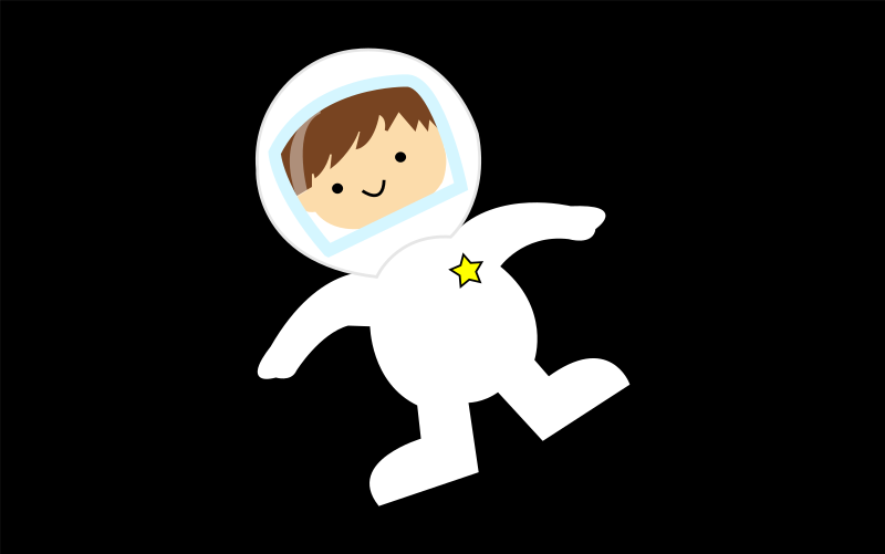 Clipart Astronaut