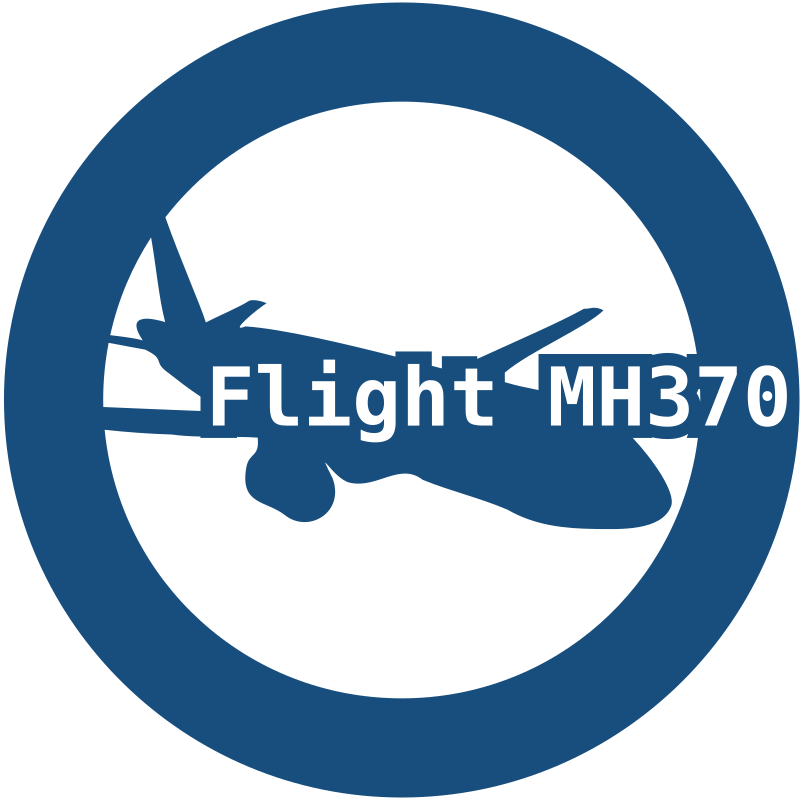 Flight MH370 by Last-Dino - A graphic for the issing Malaysian Airlines flight.