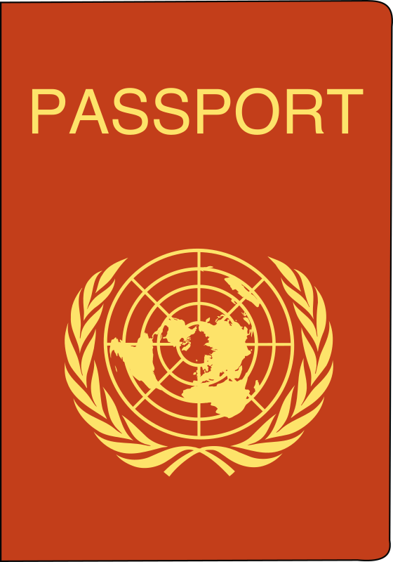 passport by sebek - a simple passport for world residents