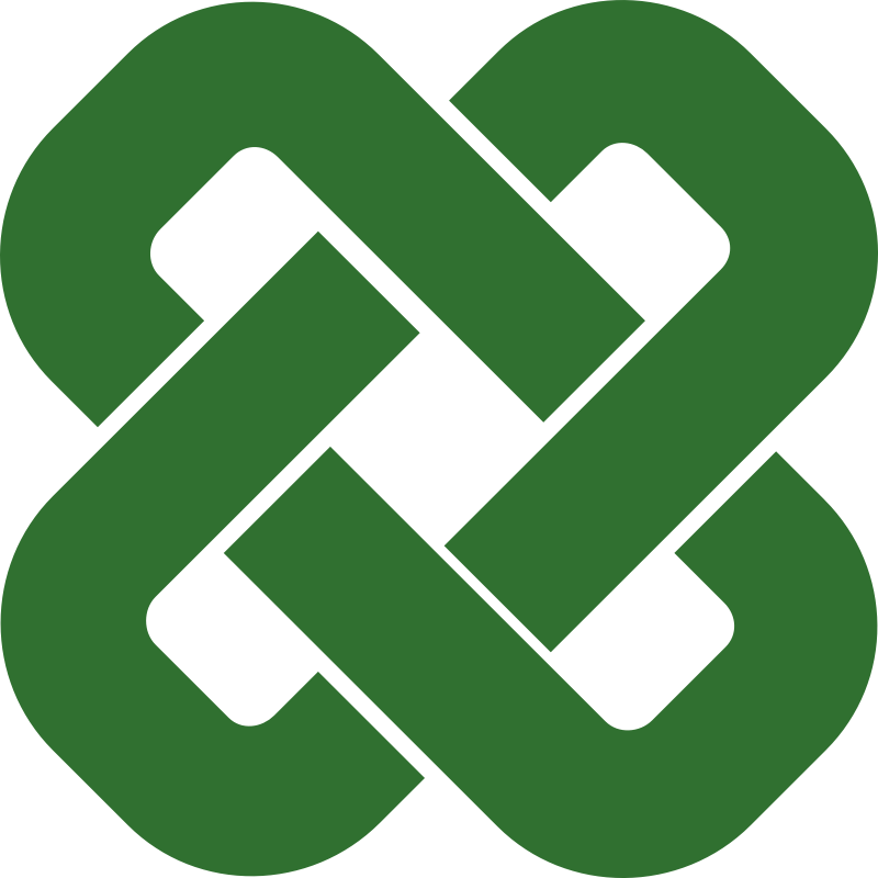 Celtic Knot Square by cinemacookie - The famous Celtic knot. Fairly precise