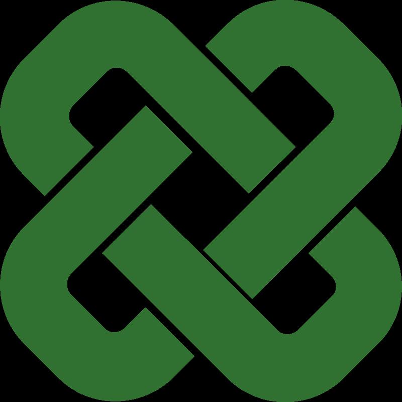 Simple Celtic Knot Square Celtic knot squareSimple Celtic Knot Square
