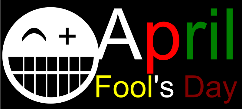 April Fool's Day by aungkarns - April Fool's Day, April, Fool, Day, Fun, Funy, Joke
