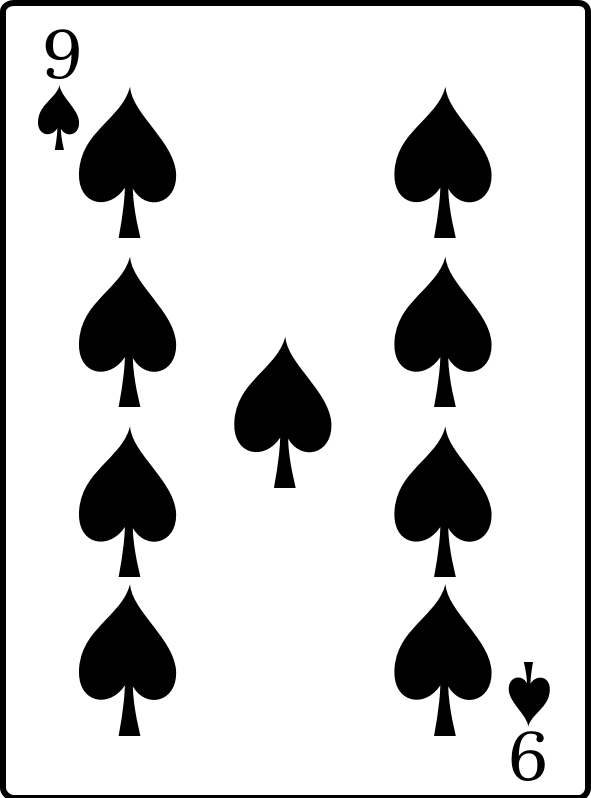 clipart 9 of spades clipart microsoft office pro 2000 clipart from microsoft office