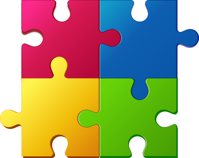 Jigsaw-puzzle by voyeg3r - Another version of jigsaw puzzle