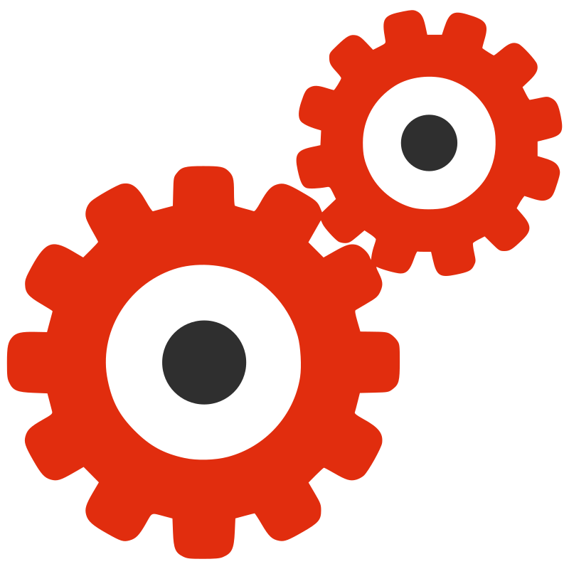 Clipart - Gears