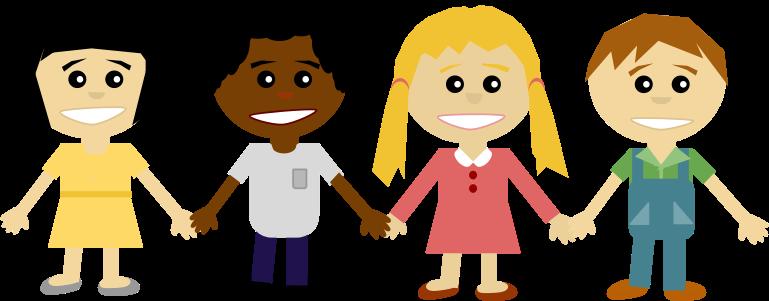 clipart children holding hands rh openclipart org clipart children holding hands children holding hands clip art